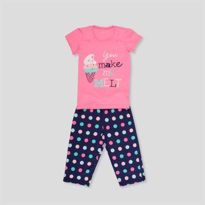 J20K-14P102 , dječija ženska pidžama