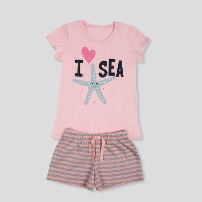 J20K-24P102 , dječija ženska pidžama