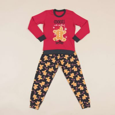 J20K-54P101 , Dječija ženska pidžama