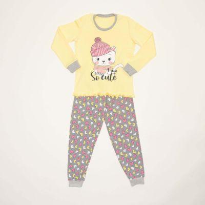 J21K-34P102 , Dječija ženska pidžama